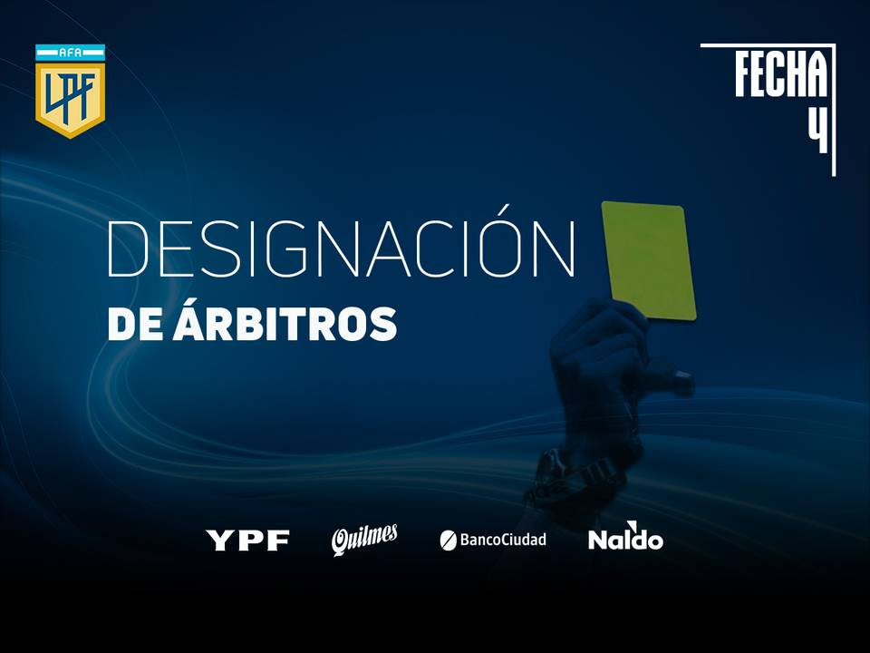 ArbitrosFecha4