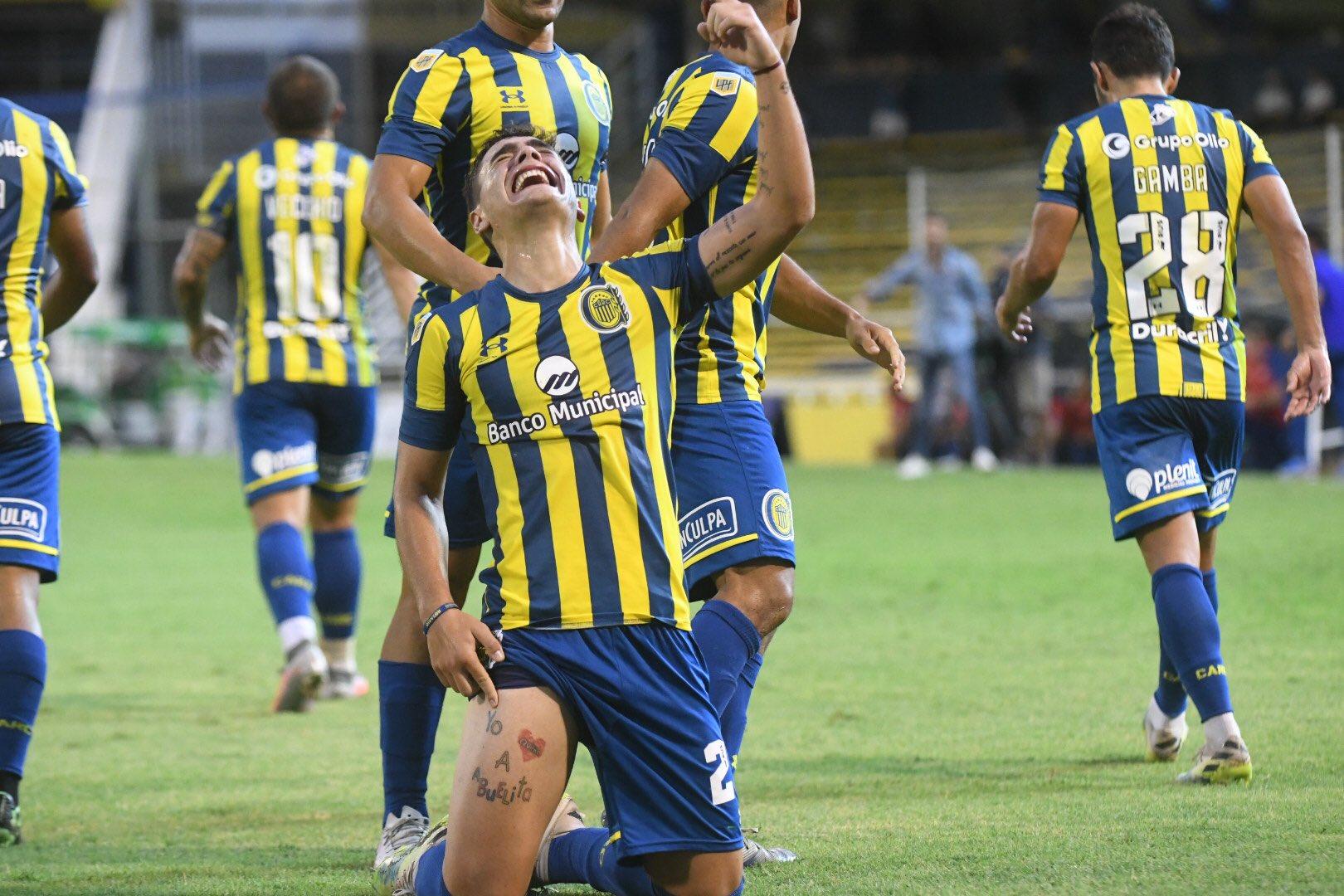 Rosario Central-Argentinos Dupuy Gol Prensa RC