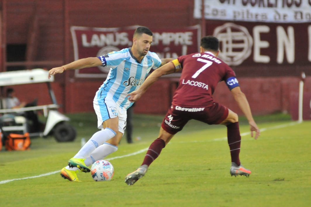 Lanus-Atletico Tucuman 1