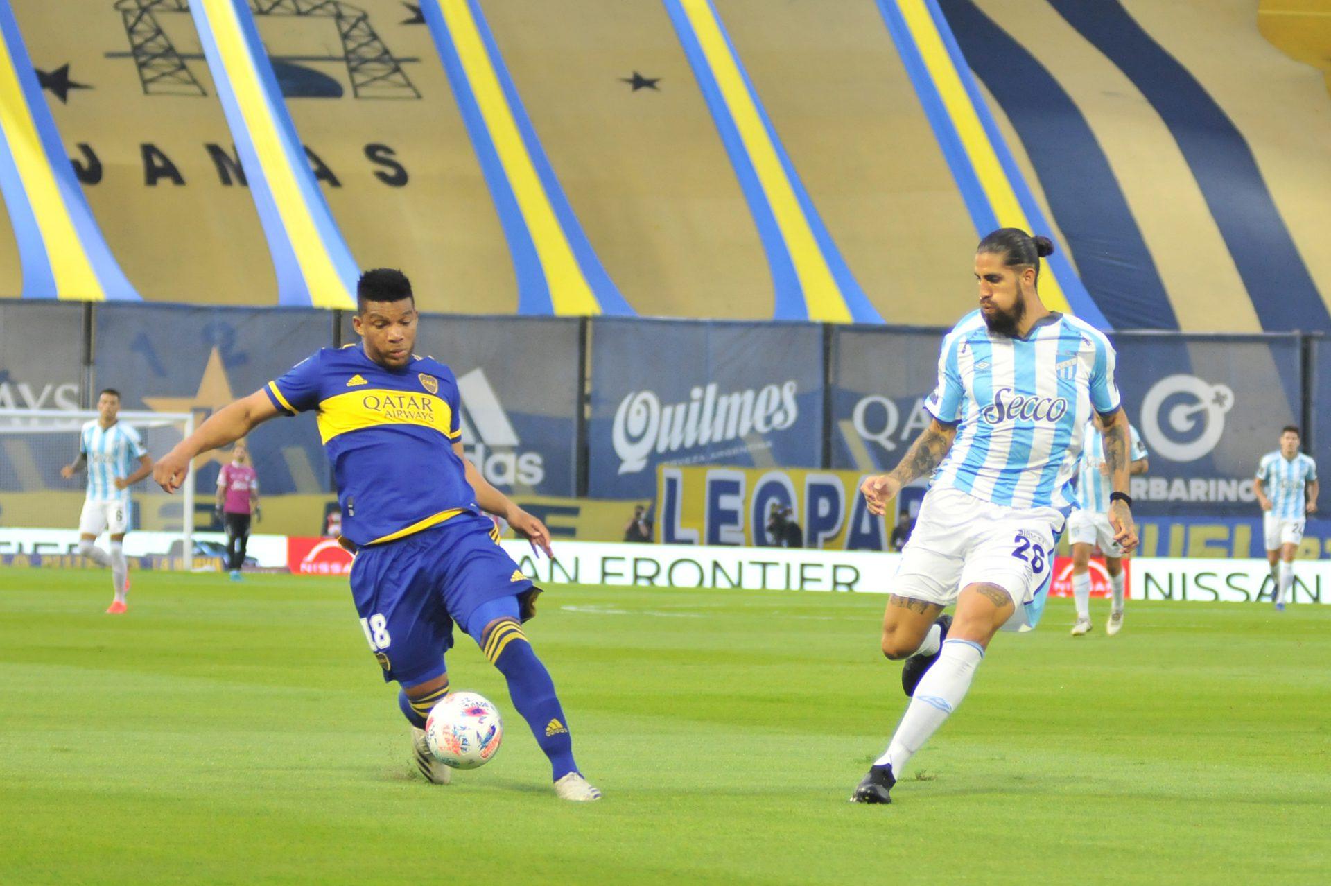 Boca-Atletico Tucuman 1