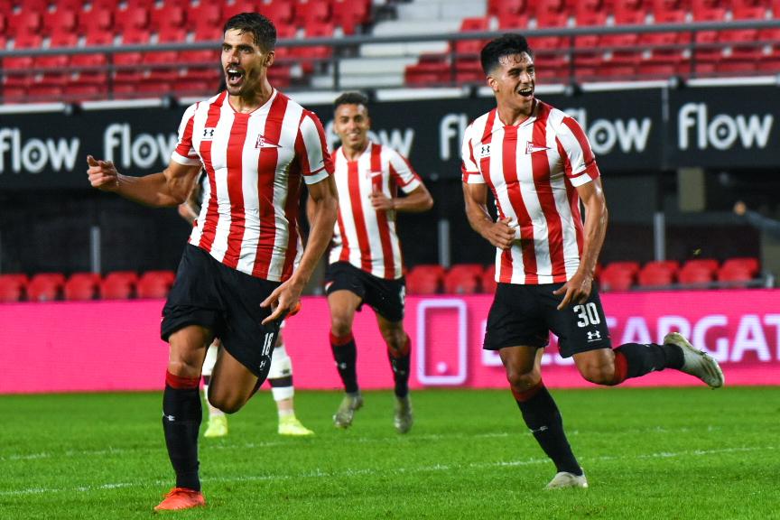 Estudiantes-Platense Fabian Noguera Gol 1