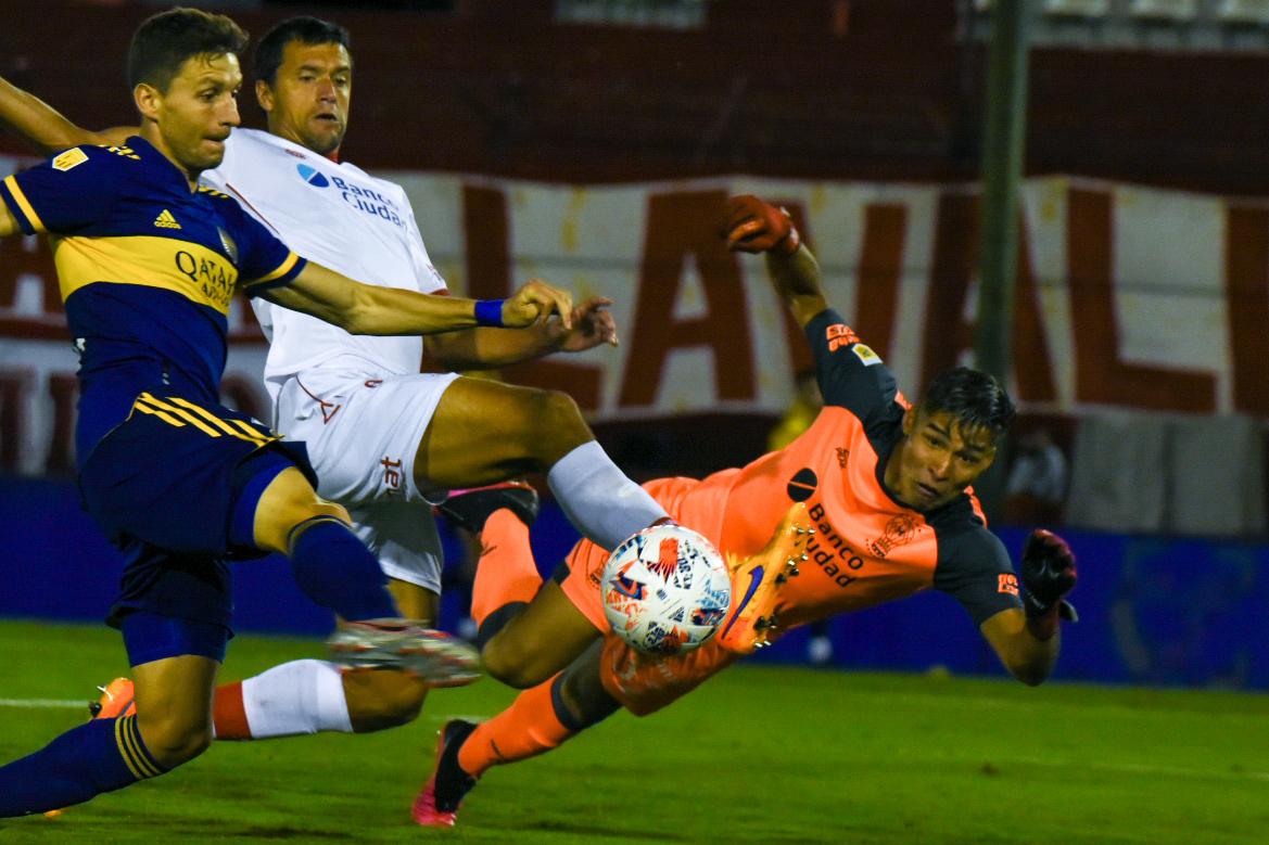 Huracan-Boca Franco Soldano Gol 1