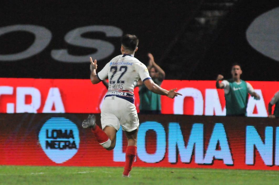 Platense-San Lorenzo Gabriel Rojas Gol 1