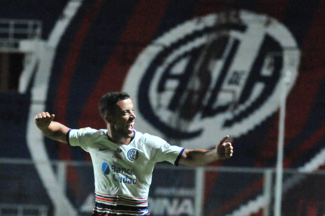 San Lorenzo-Rosario Central Franco Di Santo gol 1