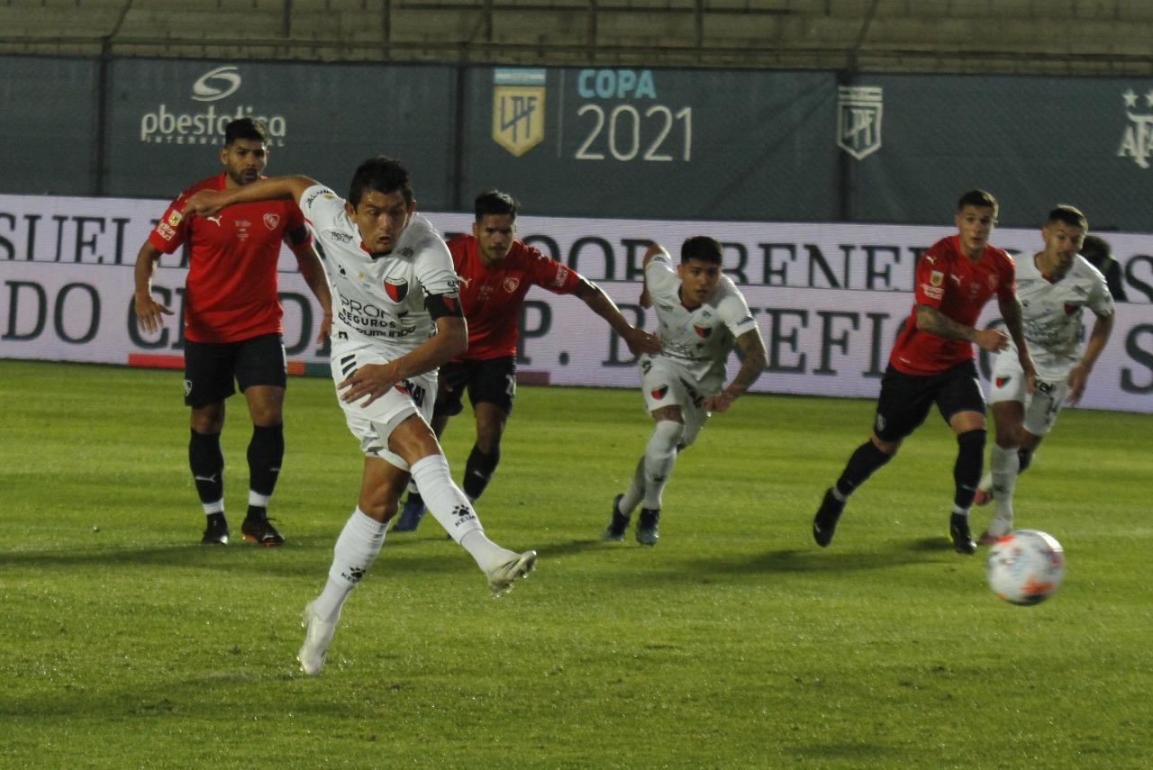 Independiente-Colon Pulga Rodriguez Gol 1